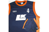 Basketball Clothing