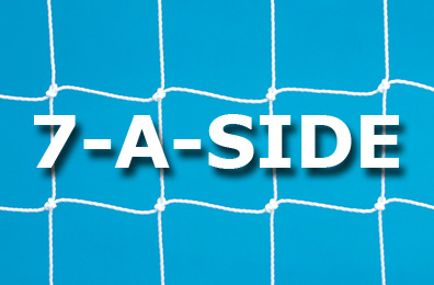 7-a-side Goal Nets (12 x 6ft / 3.66 x 1.83m)