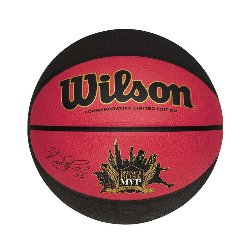 Wilson Derrick Rose Limited Edition Official Size 7 Basketball