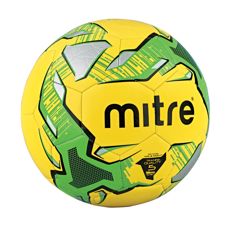 Mitre Fluo Impel Football (Soft Touch Training Ball)