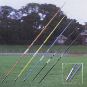 Schools Javelin available from 400gm - 800gm