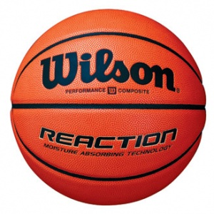 Wilson Reaction Leather Basketball (Size 6 & 7)