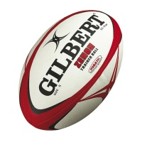 Gilbert Zenon Rugby Training Ball (Size 4)