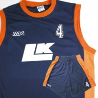 Printing Costs for Basketball Clothing