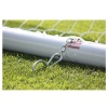 Harrod 3G Aluminium Football Portagoals (16 x 7ft / 4.88 x 2.13m) FBL207 (Pair)