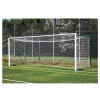 Harrod 3G Aluminium Fence Folding Football Goal Posts (3.5 - 5.0m Projection) (16 x 7ft / 4.88 x 2.13m) FBL593 (Pair)