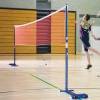 Harrod Schools Wheelaway Badminton Posts (BAD034)