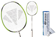 Rackets / Shuttlecocks