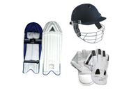 Protection  Pads, Gloves, Helmets