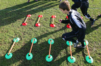 Rugby Cones, Speed Training and Agility Equipment