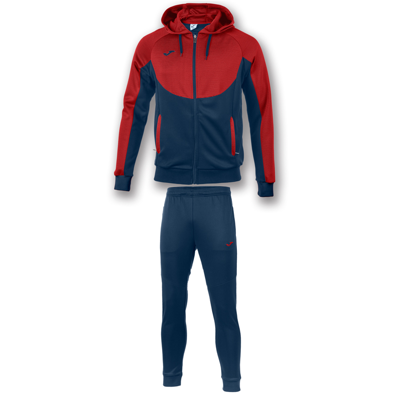 Joma Essential Hooded Tracksuit