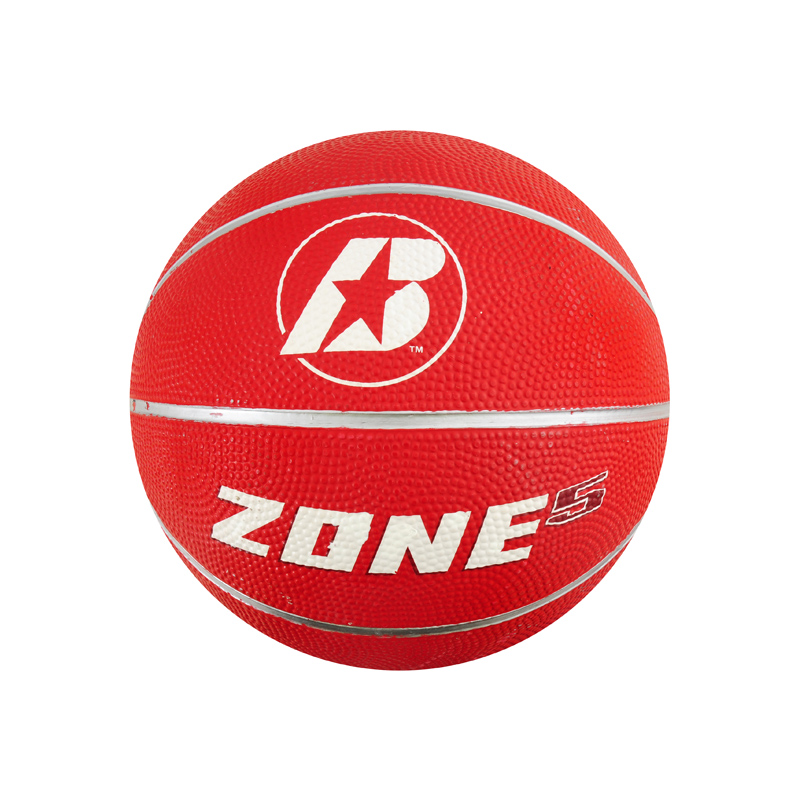 Baden Zone Basketball Size 5 (Red)