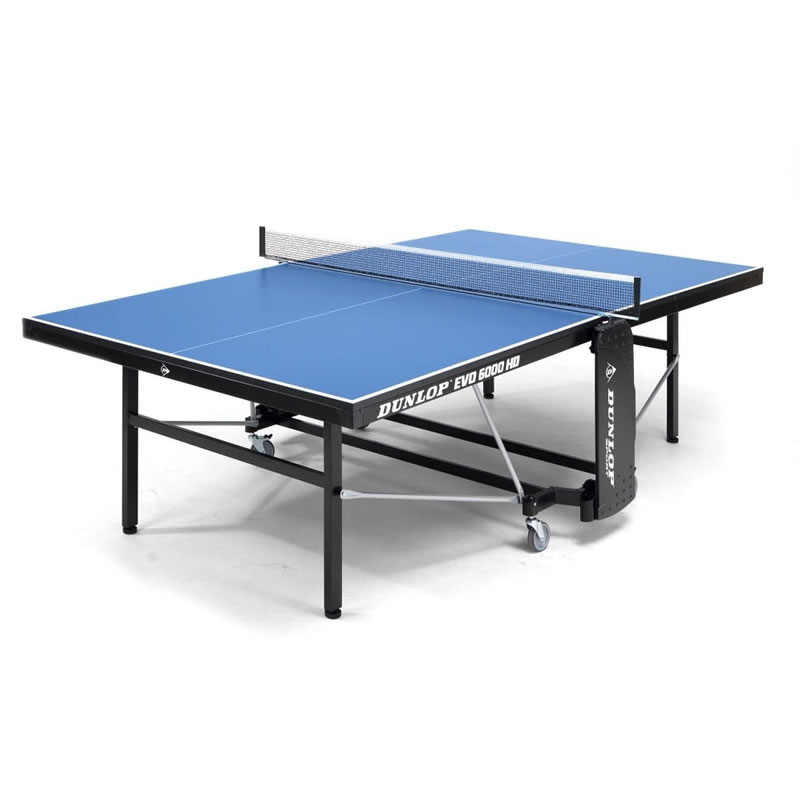 DUNLOP Evo 6000 HD Indoor Table Tennis Table
