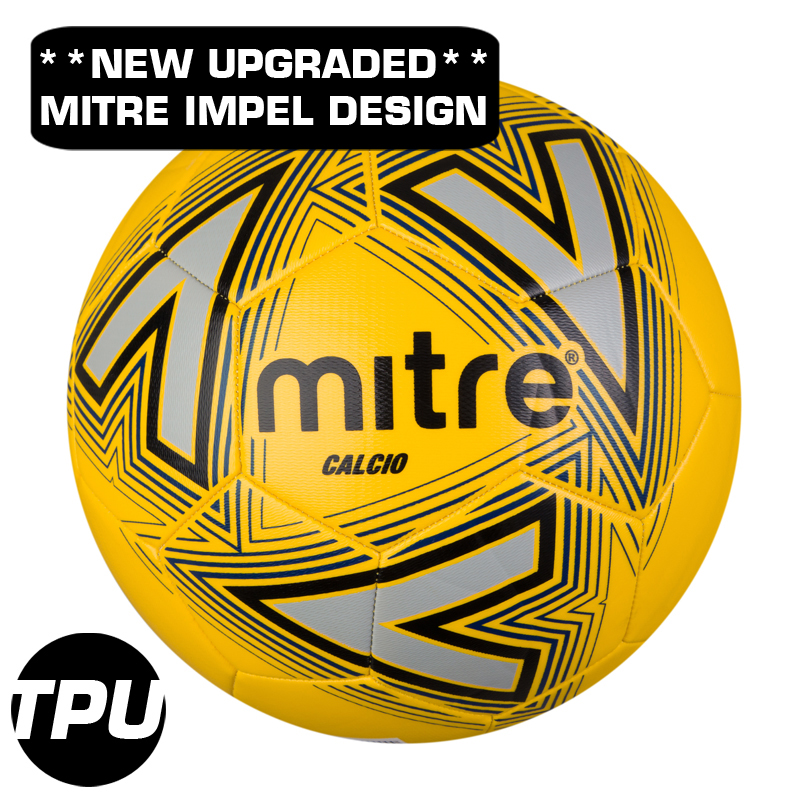 Mitre Calcio Fluo Training Football