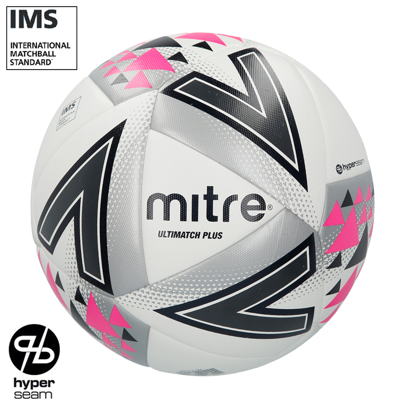 Mitre Ultimatch Plus Match Ball 2018