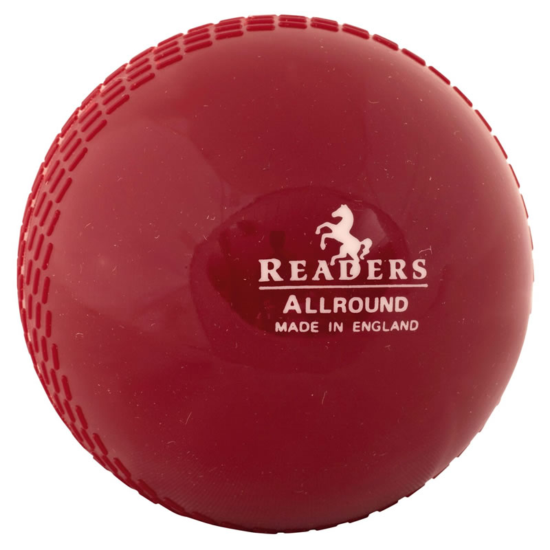 Readers Allround Cricket Ball (Senior)