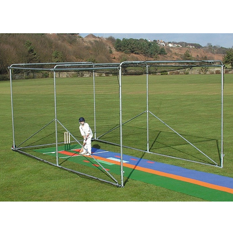 Harrod UK Premier Portable Cricket Cage available in (Steel or Aluminium) and Net Only