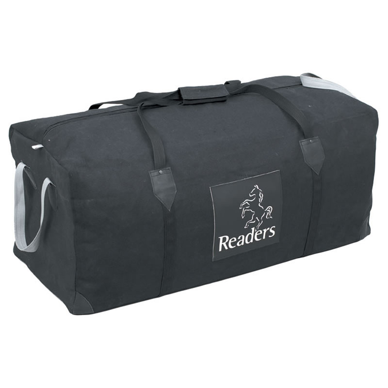 Readers Team Canvas Holdall
