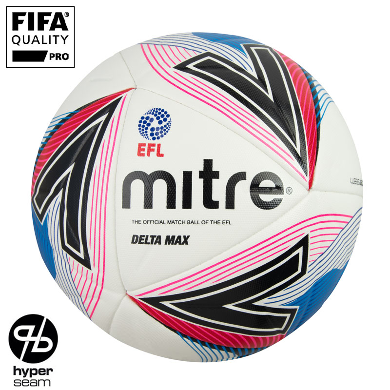 Mitre Delta Official EFL Football (Size 5)