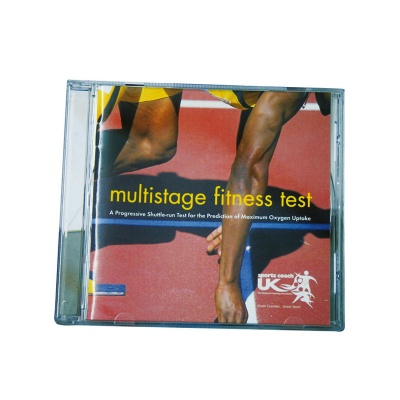 Multi Stage Fitness Bleep Test CD