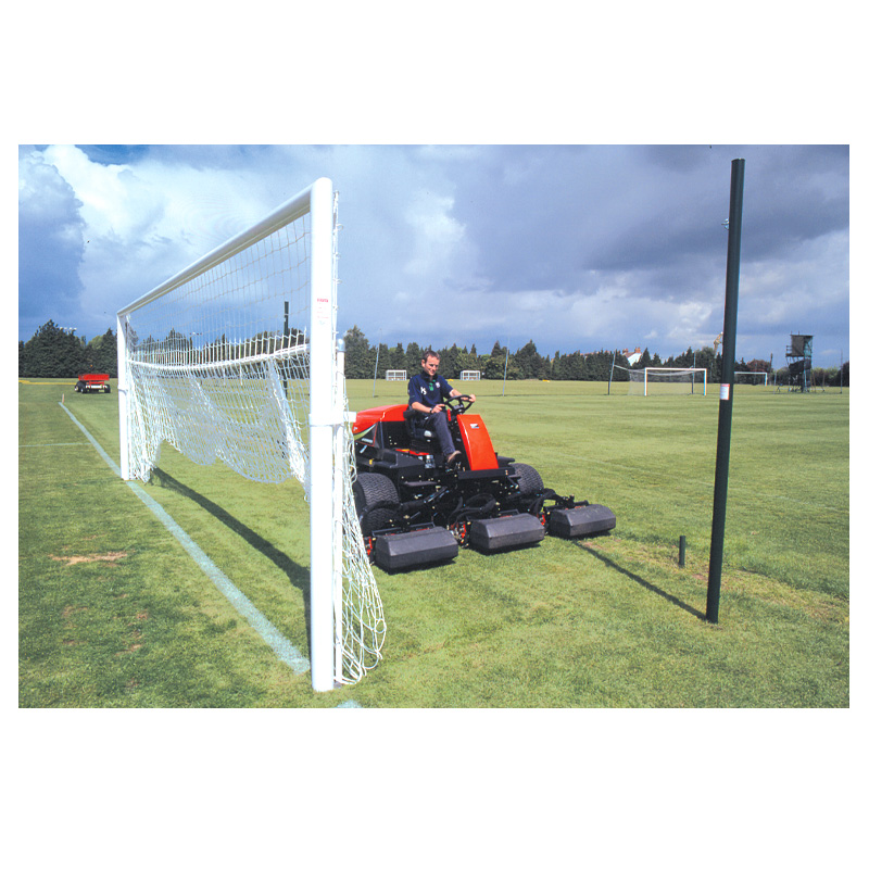 Harrod (Snr 24 x 8ft) Hinged Bottom Net Supports for STEEL FOOTBALL GOALS (FBL191) (Pair)