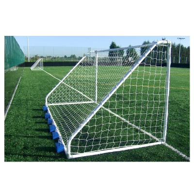 Harrod Classic Steel Mini Soccer Goal Posts (12 x 6ft / 3.66 x 1.83m) FBL641 (Pair)