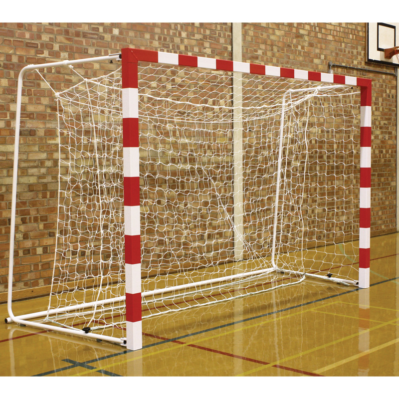 Harrod Competition 3mm Handball Nets (White) (HAN005) (Pair)