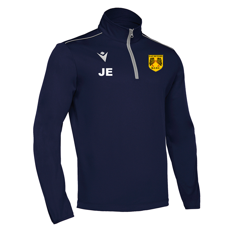 ERRUFC Macron Havel 1/4 Zip Top