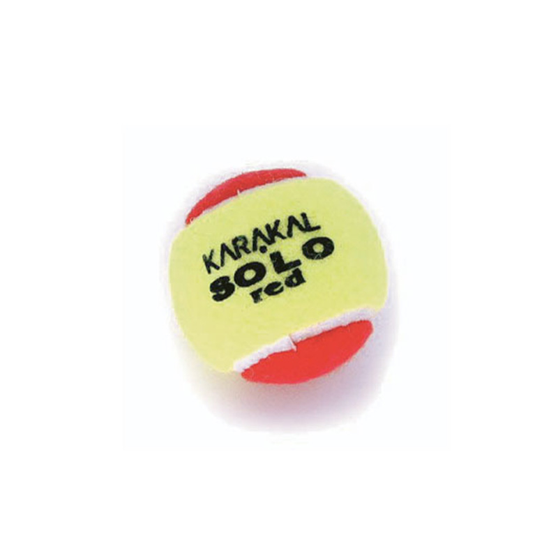 Karakal Solo Short/Mini Tennis Ball (Pack x 12)