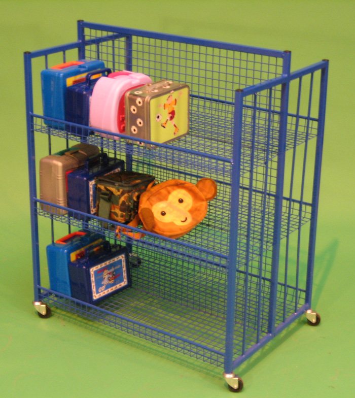 Lunchbox Trolley (Double)