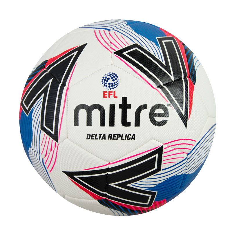 Mitre Delta EFL Replica Football (Sizes 3,4,5)