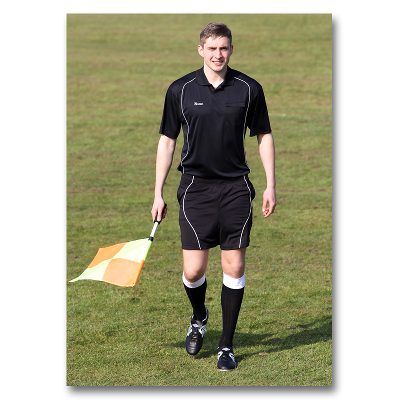 Precision Referees Shorts Football  Soccer
