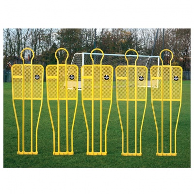 Precision Barret Pro Free Kick Mannequins Set (Set of 5)