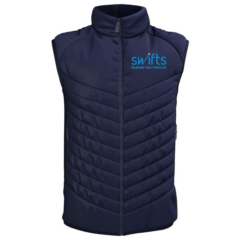 Melbourne Table Tennis Club Gilet