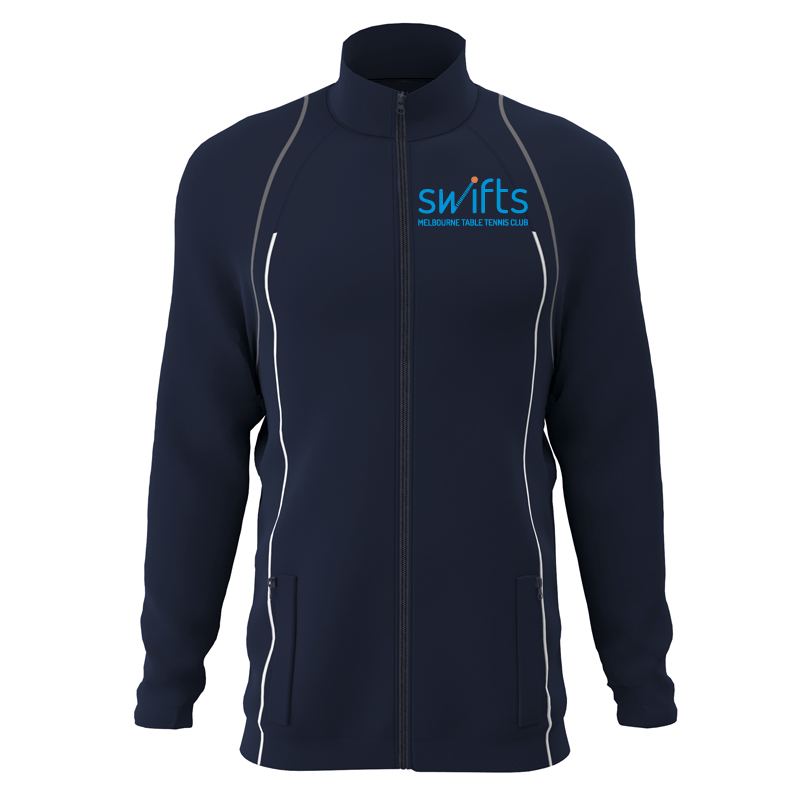 Melbourne Table Tennis Club Softshell
