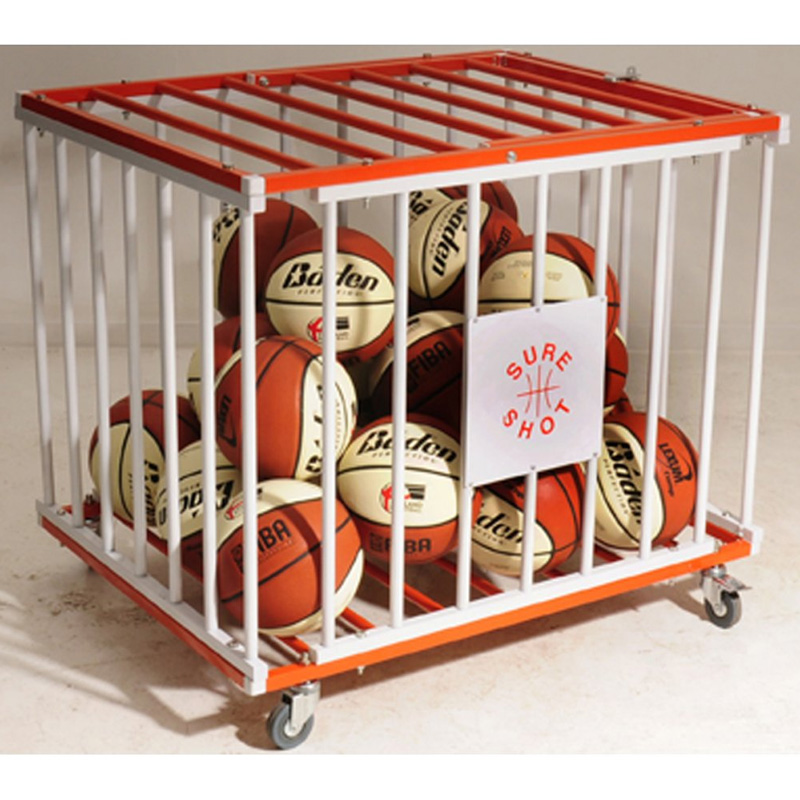 Sure Shot Multi Purpose Basketball Cage