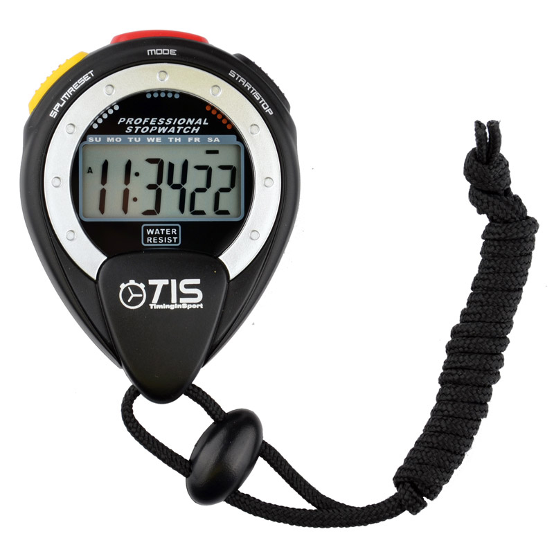 Timing In Sport Pro 25 Stopwatch (Water Repellent)