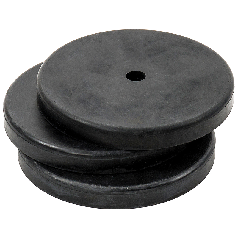Precision Rubber Bases (For Indoor & Pop Up Goals)