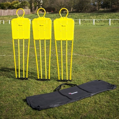 Precision Free Kick Mannequin Set (Bag of 3) (Sizes Jnr & Snr)
