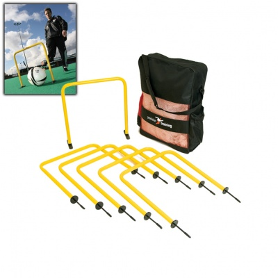 Precision Indoor/Outdoor Passing Arc Set (Bag of 6)