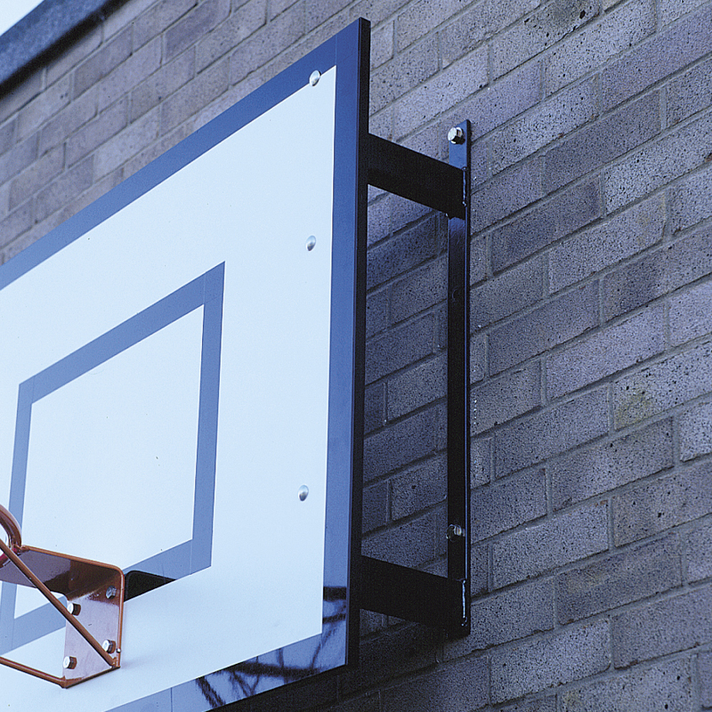 Harrod Wall Mounted Basketball Brackets for attaching Backboard to Wall (Pair) (BAS020)