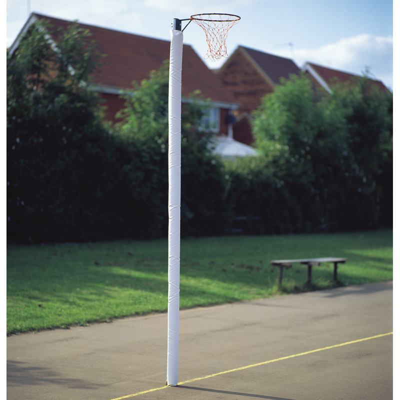 Harrod Netball Post Protectors (for up to 50mm diameter) (NBL050) (Pair)