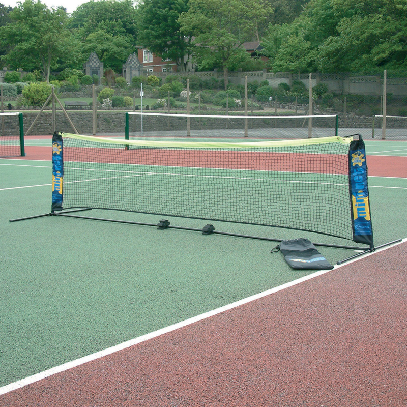 Harrod 2.9m Mini Tennis Net Post Set (TEN575)