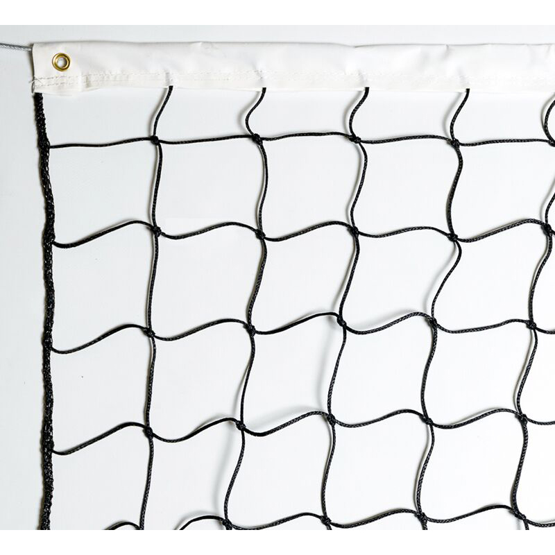 Harrod Volleyball No25 Match Net with Vinyl Coated Bands (VOL002)