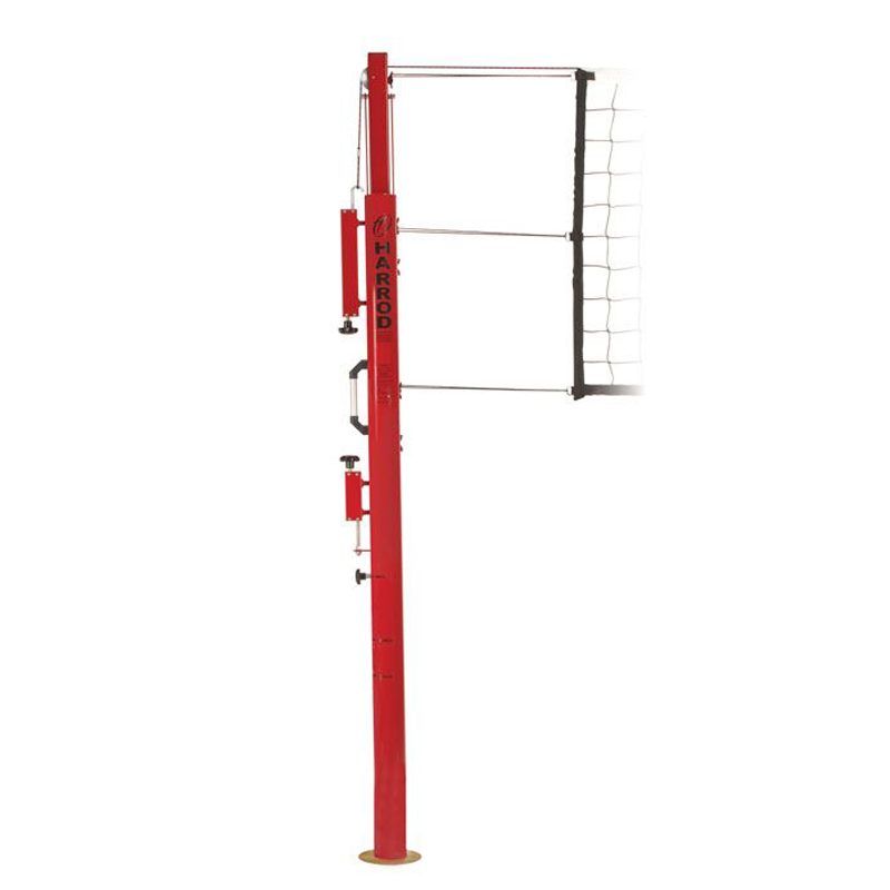 Harrod Match Comp. Volleyball Posts Telescopic (VOL055)
