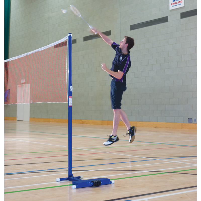 Harrod Club Wheelaway Badminton Posts (BAD032)