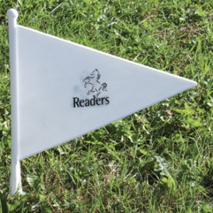 Boundary Marker Flags (Pack x 10)