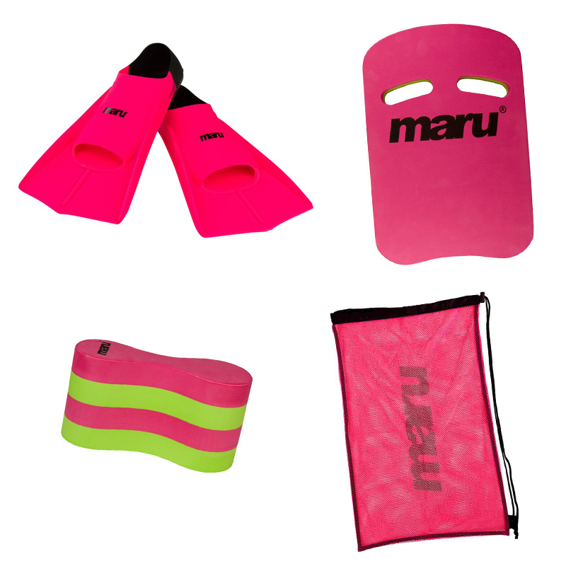 Maru Junior Swimming Equipment Bundle Pack