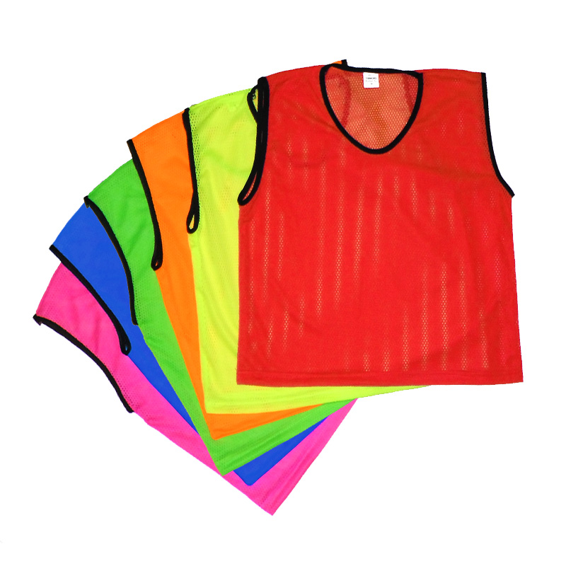 Diamond Mesh Training Bibs