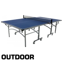 Butterfly Outdoor Easifold 12 Rollaway Table Tennis Table